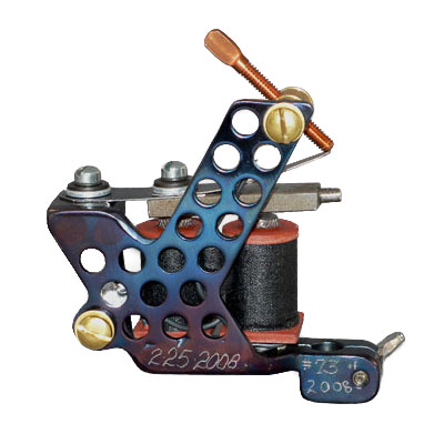 If you have an interest in owning a Dringenberg tattoo machine for yourself,